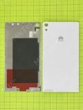 Задняя крышка Huawei Ascend P6, белый self-welded