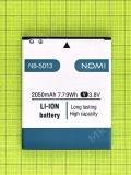 Аккумулятор NB-5013 Nomi i5013 EVO M2 Pro 2050mAh, Оригинал