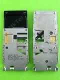 Механизм слайдера Nokia 5610, черный, Оригинал #0251876