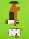 Шлейф Nokia 6700 slide с функциональной клавиатурой, камерой, Оригинал #02694Z8