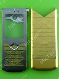 Корпус Nokia 7900 Prism в сборе, золотистый copyAA