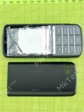 Корпус Nokia C3-01 в сборе, черный copyA