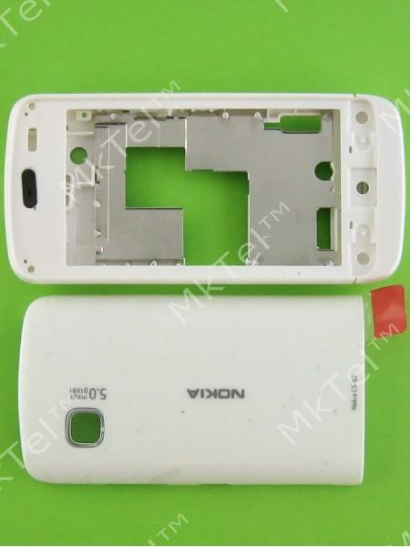 Корпус Nokia C5-03 в сборе, белый copyAA