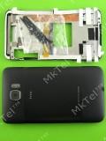 Корпус HTC Touch HD2 T8585, крышка батареи-копия, черный orig-china