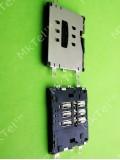 Коннектор SIM карты iPad 2, orig-china