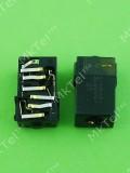 Разъем гарнитуры Nokia 808 PureView AV-connector Assy Оригинал #026930D
