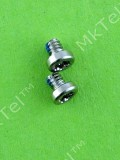 Винт Nokia Lumia 800 TORX D2.5 M1.4*1.7 (TOP) Top side Оригинал #8002349