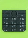 Клавиатура Nokia 208 Dual SIM, черный, Оригинал #9794F49