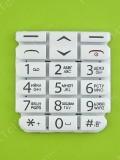 Клавиатура FLY EZZY 4, белый, Оригинал #YW23-311-0508