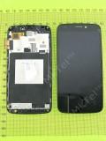 Дисплей FLY IQ4410i Phoenix 2 с сенсором, панелью, черный used