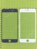 Стекло сенсора iPhone 6 plus, белый copy