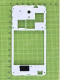 Задняя панель FLY IQ4415 Quad Era Style 3, белый Оригинал #5846009863