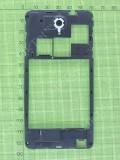 Задняя панель FLY IQ4415 Quad Era Style 3, черный Оригинал #5846009918