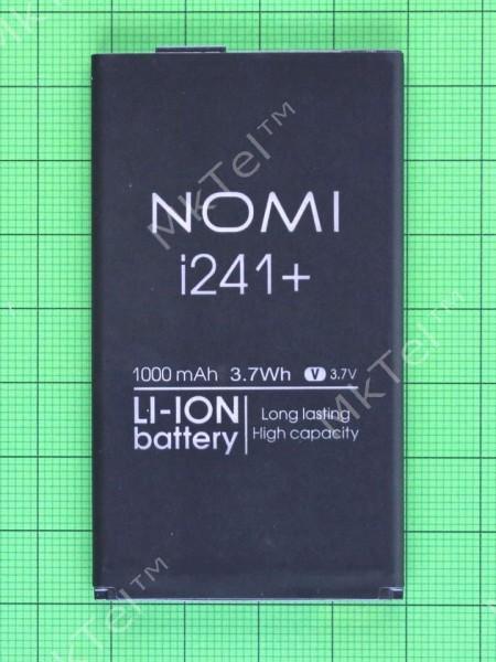 Аккумулятор NB-241+ Nomi i241 1000mAh, Оригинал