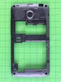 Задняя часть Lenovo A316i, черная Оригинал