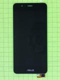 Дисплей Asus Zenfone 3 Max ZC520TL с сенсором, черный copyAAA