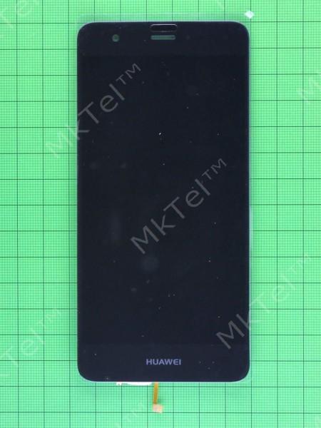 Дисплей Huawei Nova (CAN-L11) с сенсором, черный self-welded