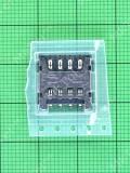 Коннектор SIM карты Doogee X5 Max, Оригинал #DGA48-DZ017-00
