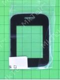 Стекло дисплея Nomi i185 черный Оригинал