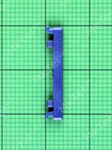 Боковые клавиши Xiaomi Redmi 7, синие Оригинал #301561300050