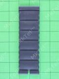Короткая часть ремешка часов Nomi Watch W1 черный Оригинал