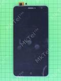 Дисплей Doogee X7 с сенсором, черный orig-china