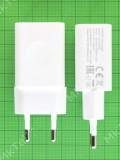 Зарядное устройство Xiaomi MDY-09-EV USB 1А белое Оригинал #471311W02002