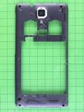 Задняя панель Lenovo A536, черная Оригинал