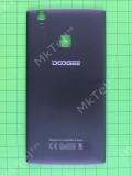 Задняя крышка Doogee X5 Max черная Оригинал #DGA48-JT003-10Z