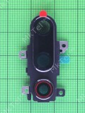 Декор камеры Xiaomi Mi 9T, красный Оригинал #560960006033
