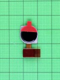 Cканер отпечатков пальца Xiaomi Redmi 8 черный Оригинал #492112097080