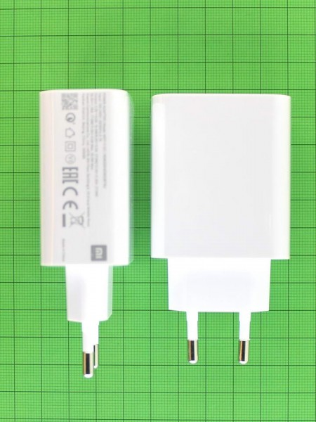 Зарядное устройство Xiaomi MDY-11-EZ 33W Quick Charge 3.0 белое Оригинал #47040000061D