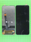 Дисплей Honor 9X с сенсором, черный self-welded