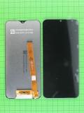 Дисплей Samsung Galaxy A20E с сенсором, черный self-welded