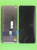 Дисплей Xiaomi Mi 10T с сенсором черный Оригинал OEM