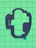 Антенна NFC Xiaomi Redmi Note 8 Pro Оригинал #483044300017
