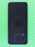 Дисплей Xiaomi Mi 10 Lite с сенсором черный Оригинал #56000400J900