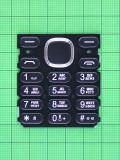 Клавиатура Nomi i2411 черная Оригинал