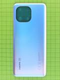 Задняя крышка Xiaomi Mi 11 голубая Оригинал #55050000QS4J