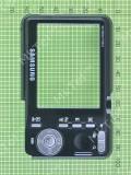 Задняя панель с кнопками Samsung BL1050, черный, Оригинал #AD81-08747A