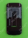 Механизм слайдера Samsung C3752 Duos, бордовый, Оригинал #GH98-20032B