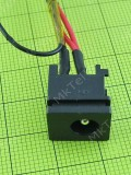 DC Power Jack Connector Cable Socket PJ271 For TOSHIBA, oem
