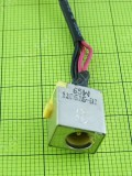 DC Power Jack Scoket 4Pin Cable PJ338 for Acer, oem