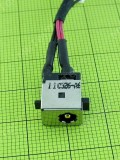 DC Power Jack Socket Cable Wire Harness PJ340 for HP, oem