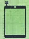 Сенсор iPad mini 3 в сборе под разъем, черный copy