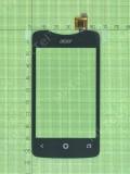 Сенсор Acer Liquid Z3, черный orig-china