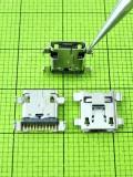 Разъем USB 5+6pin, orig-china