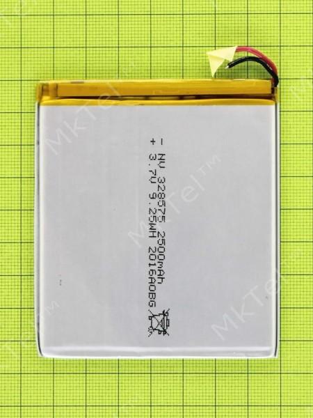 Аккумулятор NV328575 Nomi C070010 Corsa 7'' 2500mAh, Оригинал