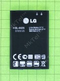 Аккумулятор BL-44JN LG Optimus Black P970 1540mAh, copyAA (реально 1000-1100mah)