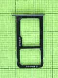 Держатель SIM карты Huawei P9 lite 2017 (VNS-L31) orig-china